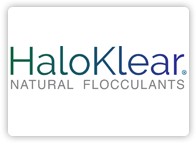 HaloKlear Natural Flocculants